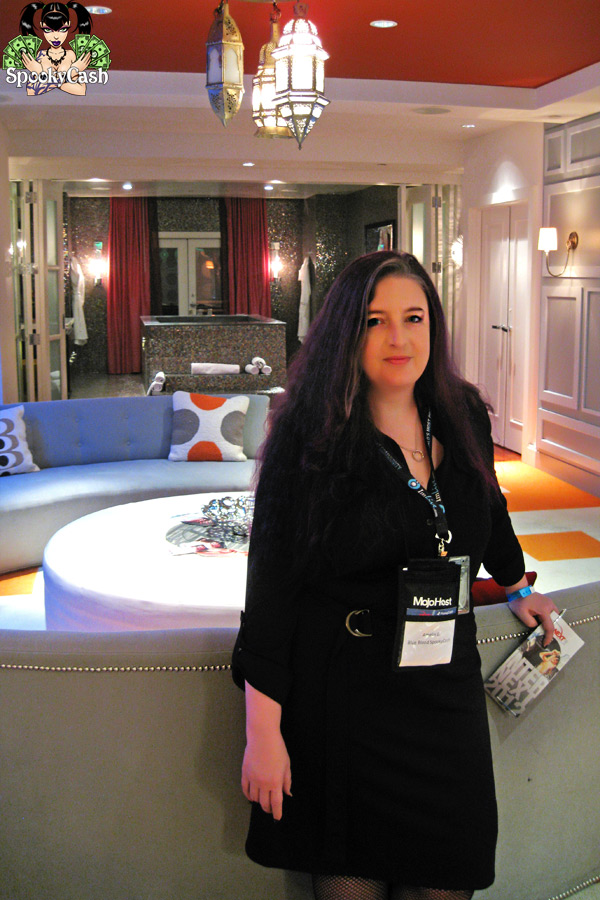 Internext 2012 - MTV Real World Suite Amelia G