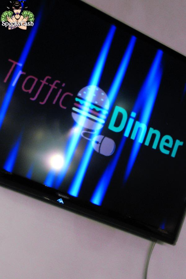 Internext 2012 - Traffic Dinner