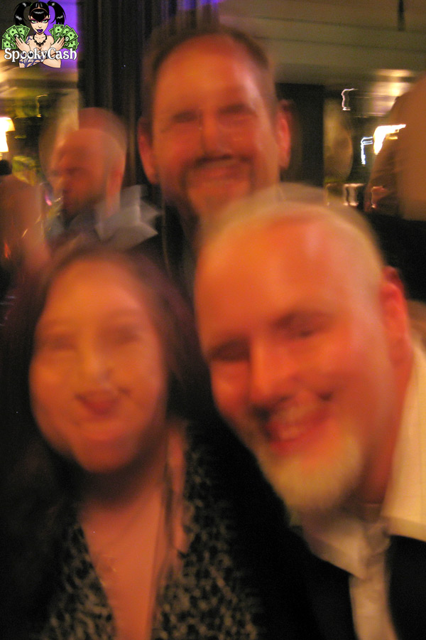 Internext 2012 - Amelia G, Bishop, Jerry Anders