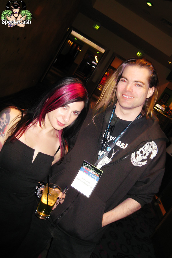 Internext 2012 - Joanna Angel, Forrest Black
